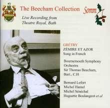 Andre Modeste Gretry (1741-1813): Zemire & Azor, 2 CDs