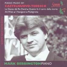 Mario Castelnuovo-Tedesco (1895-1968): Klavierwerke, CD