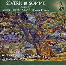 Roderick Williams - Severn & Somme, CD