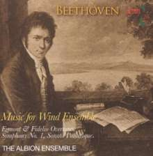 Albion Ensemble - Beethoven-Transkriptionen, CD