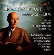 Jean Sibelius (1865-1957): Finlandia op.26, CD