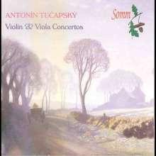 Antonin Tucapsky (1928-2014): Violinkonzert, CD