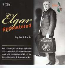 Edward Elgar (1857-1934): Elgar Remastered, 4 CDs