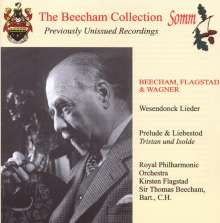 The Beecham Collection - Beecham,Flagstad and Wagner, CD