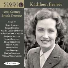 Kathleen Ferrier - 20th Century British Treasures, CD