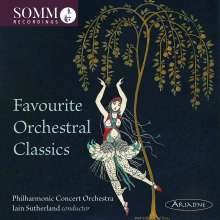 The Philharmonic Concert Orchestra - Favourite Orchestral Classics, CD