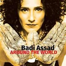 Badi Assad (geb. 1966): Around The World, CD