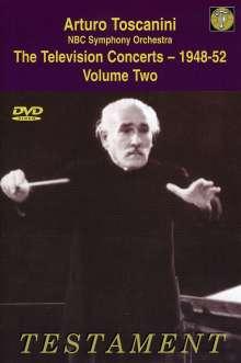 Arturo Toscanini - The Television Concerts 1948-52 Vol.2, DVD