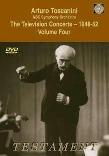 Arturo Toscanini - The Television Concerts 1948-52 Vol.4, DVD