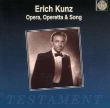 Erich Kunz - Opera,Operetta & Song, CD