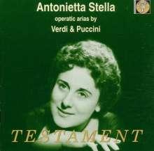 Antonietta Stella singt Arien, CD