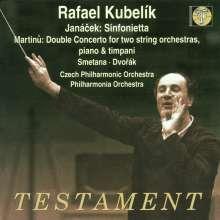Rafael Kubelik dirigiert, CD