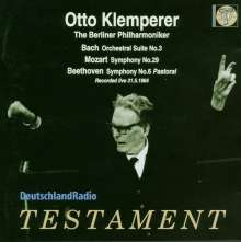 Otto Klemperer dirigiert das Berliner Philharmoniker, 2 CDs