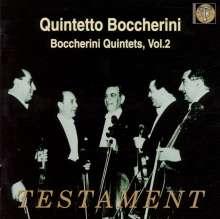 Luigi Boccherini (1743-1805): Streichquintette Vol.2, CD