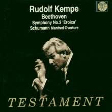 Rudolf Kempe dirigiert die Berliner Philharmoniker, CD