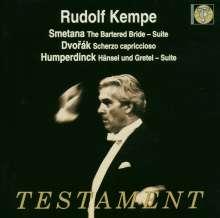 Rudolf Kempe dirigiert das Royal Philharmonic Orchestra, CD