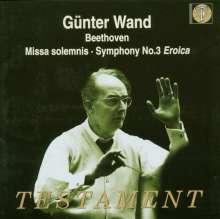 Ludwig van Beethoven (1770-1827): Symphonie Nr.3, 2 CDs