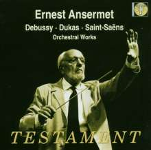 Ernest Ansermet dirigiert, CD