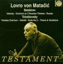 Peter Iljitsch Tschaikowsky (1840-1893): Hamlet - Fantasie-Ouvertüre op.67a, CD