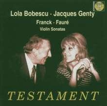 Lola Bobesco,Violine, CD