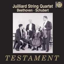 Ludwig van Beethoven (1770-1827): Streichquartett Nr.14, CD