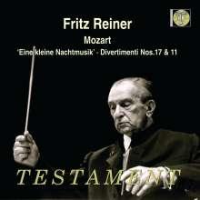 """Wolfgang Amadeus Mozart (1756-1791): Serenade Nr.13 """"Eine kleine Nachtmusik"""", CD"""