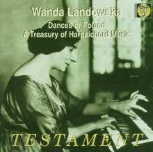 Wanda Landowska - Dances of Poland, CD