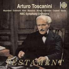 Arturo Toscanini dirigiert das NBC Symphony Orchestra, 2 CDs