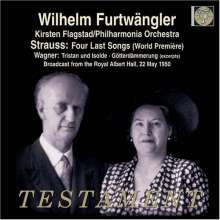 Wilhelm Furtwängler dirigiert, CD
