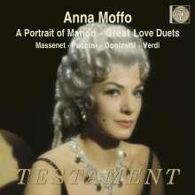 Anna Moffo - A Portrait of Manon, 2 CDs