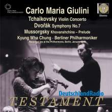 Carlo Maria Giulini dirigiert, 2 CDs