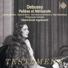 Claude Debussy (1862-1918): Pelleas und Melisande, 3 CDs