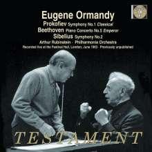 Eugene Ormandy dirigiert, 2 CDs