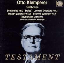 Otto Klemperer dirigiert, 2 CDs