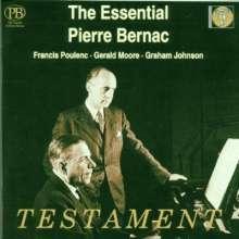 The Essential Pierre Bernac, 3 CDs