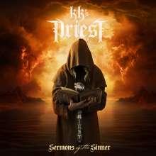 KK's Priest (K.K. Downing): Sermons Of The Sinner, CD