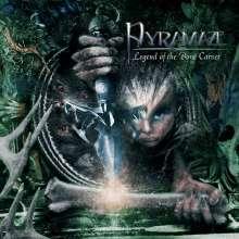 Pyramaze: Legend Of The Bone Carver, CD