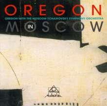 Oregon: Oregon In Moscow 1999, 2 CDs