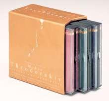 Mikis Theodorakis (geb. 1925): Die 3 Opern (Limitierte Edition), 8 CDs