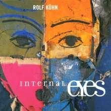 Rolf Kühn (geb. 1929): Internal Eyes, CD