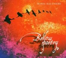 Maria Kalaniemi: Bellow Poetry, CD
