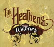 The Band Of Heathens: Live At Antones (CD + DVD), 2 CDs