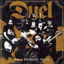 Duel (Metal): Live At The Electric Church, CD