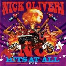 Nick Oliveri: N.O. Hits At All Vol.5 (Limited-Edition) (Splatter Vinyl), LP