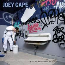 Joey Cape: Let Me Know When You Give Up, CD