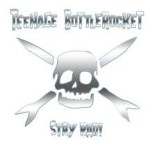Teenage Bottlerocket: Stay Rad, LP
