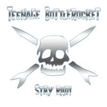 Teenage Bottlerocket: Stay Rad, CD