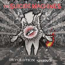 The Suicide Machines: Revolution Spring, CD