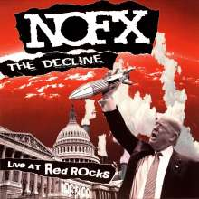 """NOFX: The Decline: Live At Red Rocks, Single 12"""""""