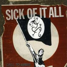Sick Of It All: Call To Arms, CD